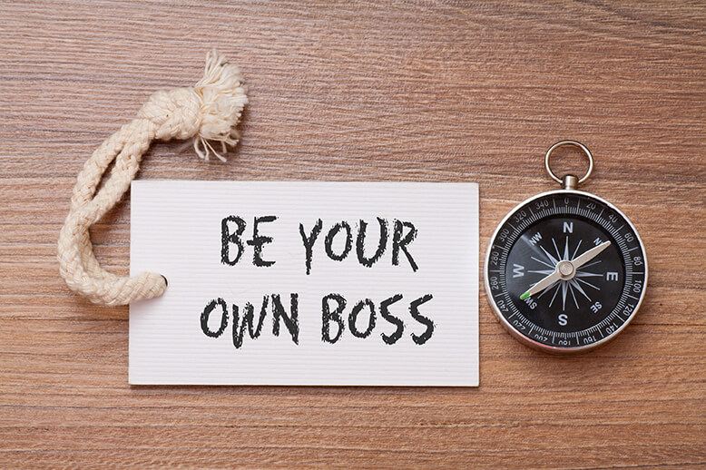 Next Steps: Being Your Own Boss | Blue Moon Estate Sales - be-your-own-boss-crayon